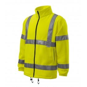 Polar unisex HV Fleece Jacket