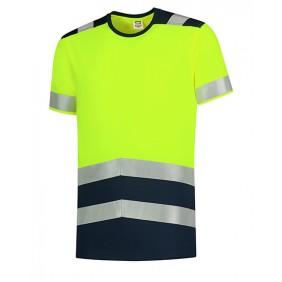 Koszulka unisex T-Shirt High Vis Bicolor