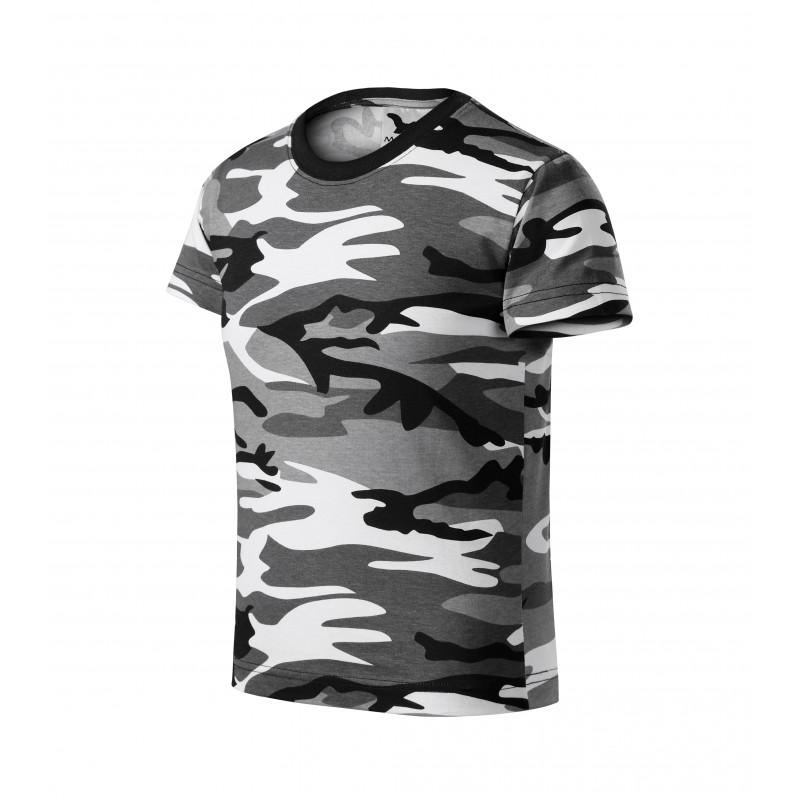 Koszulka dziecięca Camouflage