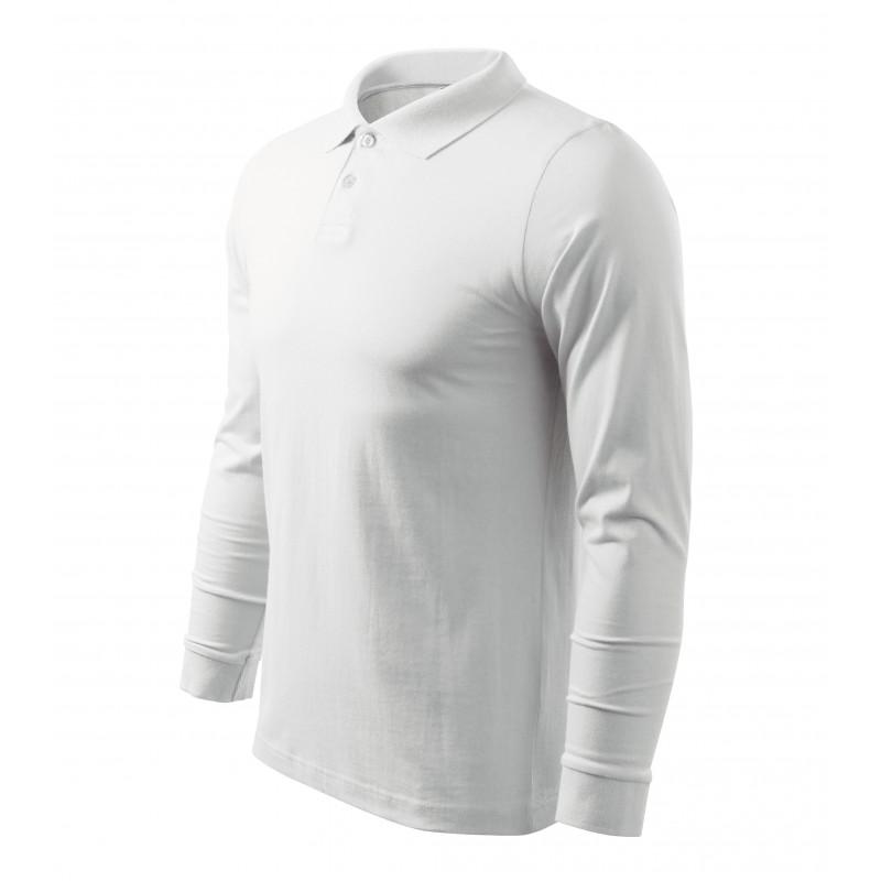 Koszulka polo męska Single J. LS