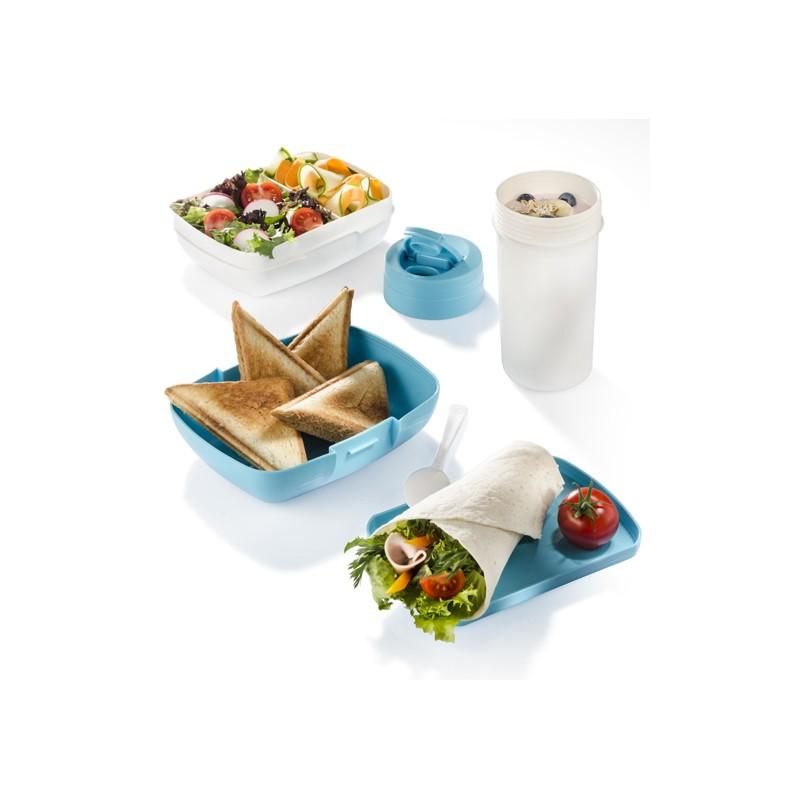 Zestaw lunchowy RUKKO 1200 ml + 540 ml