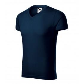 Koszulka męska Slim Fit V-neck