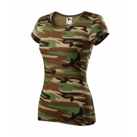 Koszulka damska Camo Pure