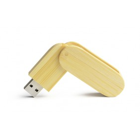 Pamięć USB bambusowa STALK 8 GB