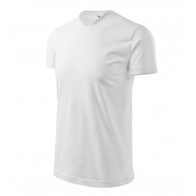 Koszulka unisex Heavy V-neck