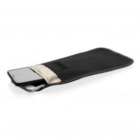 Etui na telefon blokujące sygnał i promieniowanie, ochrona RFID - P820.531