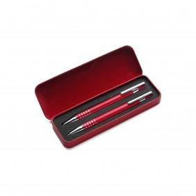 Zestaw piśmienny, długopis i ołówek mechaniczny - V1203-05