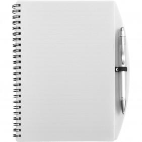 Notatnik A5 z długopisem - V2387-02