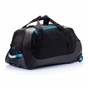 Duża torba sportowa, podróżna na kółkach - P750.005