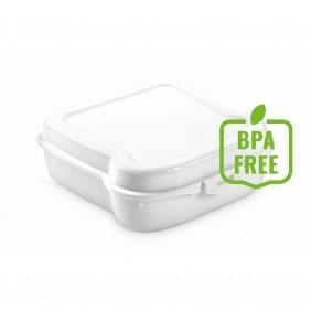 """Pudełko śniadaniowe """"kanapka"""" 400 ml - V9525-02"""