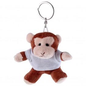 Pluszowa małpka, brelok | Nana - HE596-16