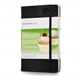 Dessert Journal - specjlany notatnik Moleskine Passion Journal - VM315-03