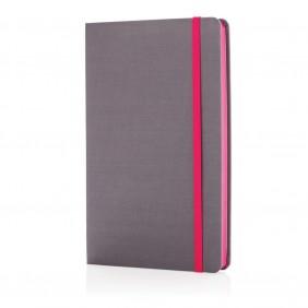 Luksusowy notatnik A5, kolorowe boki - P773.280