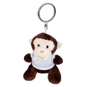 Pluszowa małpka, brelok | Karly - HE732-16