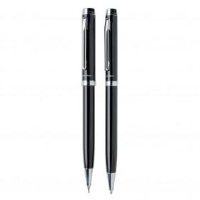 Zestaw piśmienny Swiss Peak Luzern, długopis i ołówek mechaniczny - P610.490