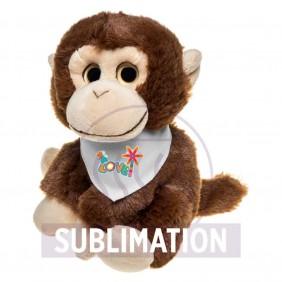 Pluszowa małpka | Taffy - HE748-16
