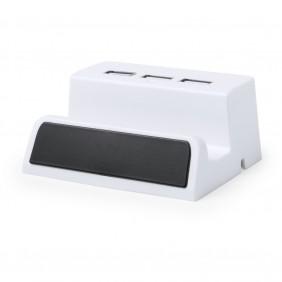 Hub USB 2.0, stojak na telefon - V3917-02