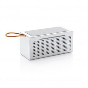 Bezprzewodowy głośnik 6W i ładowarka bezprzewodowa 5W Vibe - P328.062