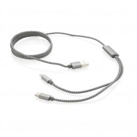 Kabel do ładowania 3 w 1 - P302.232