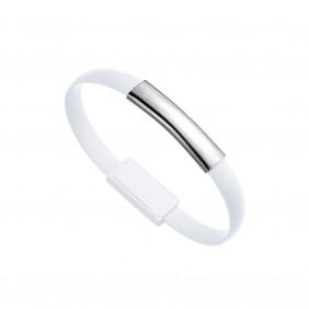 Opaska na rękę, bransoletka, kabel do ładowania i synchronizacji - V0331-02