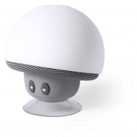 """Głośnik bezprzewodowy 3W """"grzybek"""", stojak na telefon - V0396-02"""