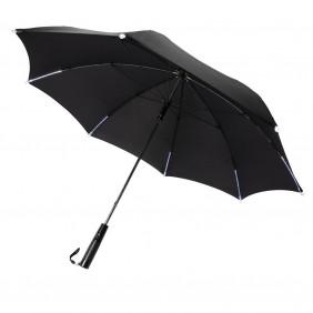 """Manualny parasol sztormowy 23"""", światło LED - P850.421"""