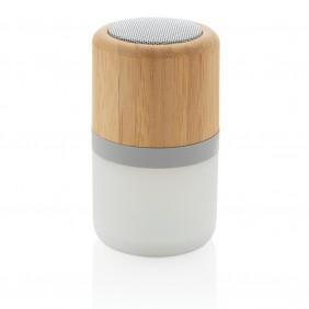 Głośnik bezprzewodowy 3W, lampka - P329.343