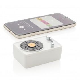 Głośnik bezprzewodowy 3W Vintage - P329.333