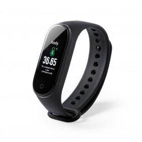 Monitor aktywności, bezprzewodowy zegarek wielofunkcyjny, termometr - V0118-03