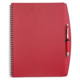 Notatnik A4 z długopisem - V2334-05