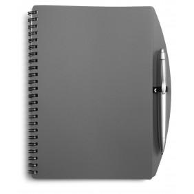 Notatnik A5 z długopisem - V2387-19