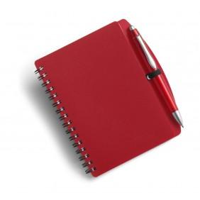 Notatnik A6 z długopisem - V2391-05