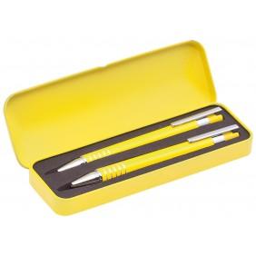 Zestaw piśmienny, długopis i ołówek mechaniczny - V1463-08