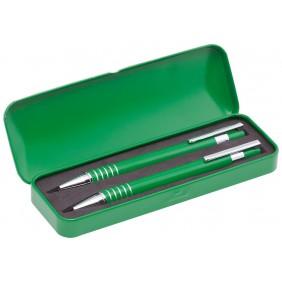 Zestaw piśmienny, długopis i ołówek mechaniczny - V1463-06