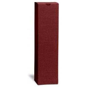 Ekskluzywny kartonik na wino 1 el. - V6601-12
