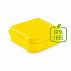 """Pudełko śniadaniowe """"kanapka"""" 400 ml - V9525-08"""