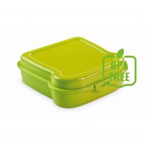 """Pudełko śniadaniowe """"kanapka"""" 400 ml - V9525-10"""
