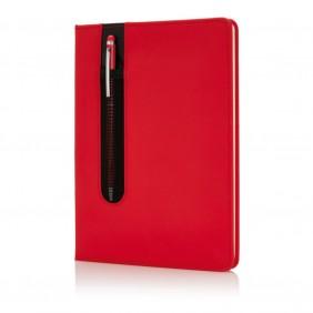 Notatnik A5 Deluxe, touch pen - P773.314