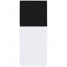 Notatnik ok. A6 (kartki w linie) z magnesem - V5924-03