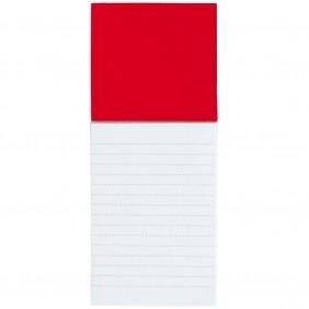 Notatnik ok. A6 (kartki w linie) z magnesem - V5924-05