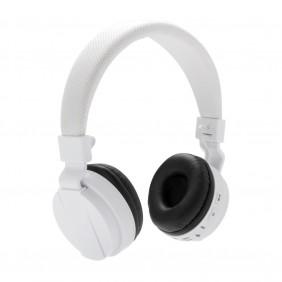 Bezprzewodowe słuchawki nauszne, składane - P326.703