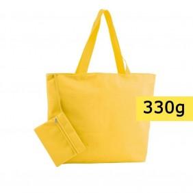 Torba plażowa, na zakupy, kosmetyczka w komplecie - V8612-08
