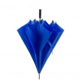 Duży wiatroodporny parasol automatyczny - V0721-11