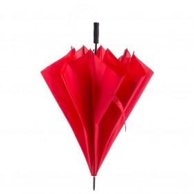 Duży wiatroodporny parasol automatyczny - V0721-05