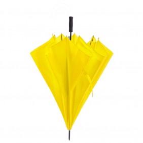 Duży wiatroodporny parasol automatyczny - V0721-08