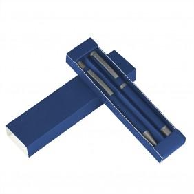 Zestaw piśmienny, długopis i pióro kulkowe - V1957-04