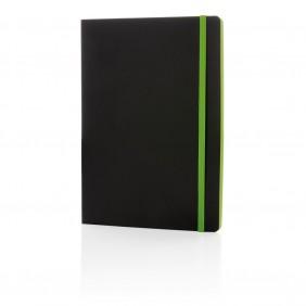 Notatnik A5 Deluxe, miękka okładka - P773.007