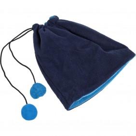 Komin 2 w 1, ocieplacz na szyję i czapka - V7185-04