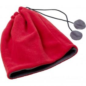 Komin 2 w 1, ocieplacz na szyję i czapka - V7185-05
