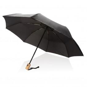 """Ekologiczny parasol automatyczny rPET 21"""" - P850.391"""